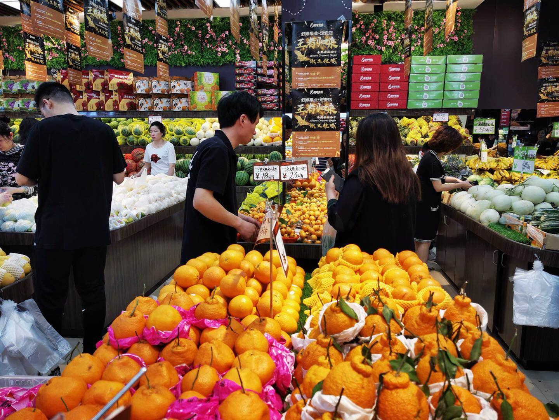 水果店收银系统
