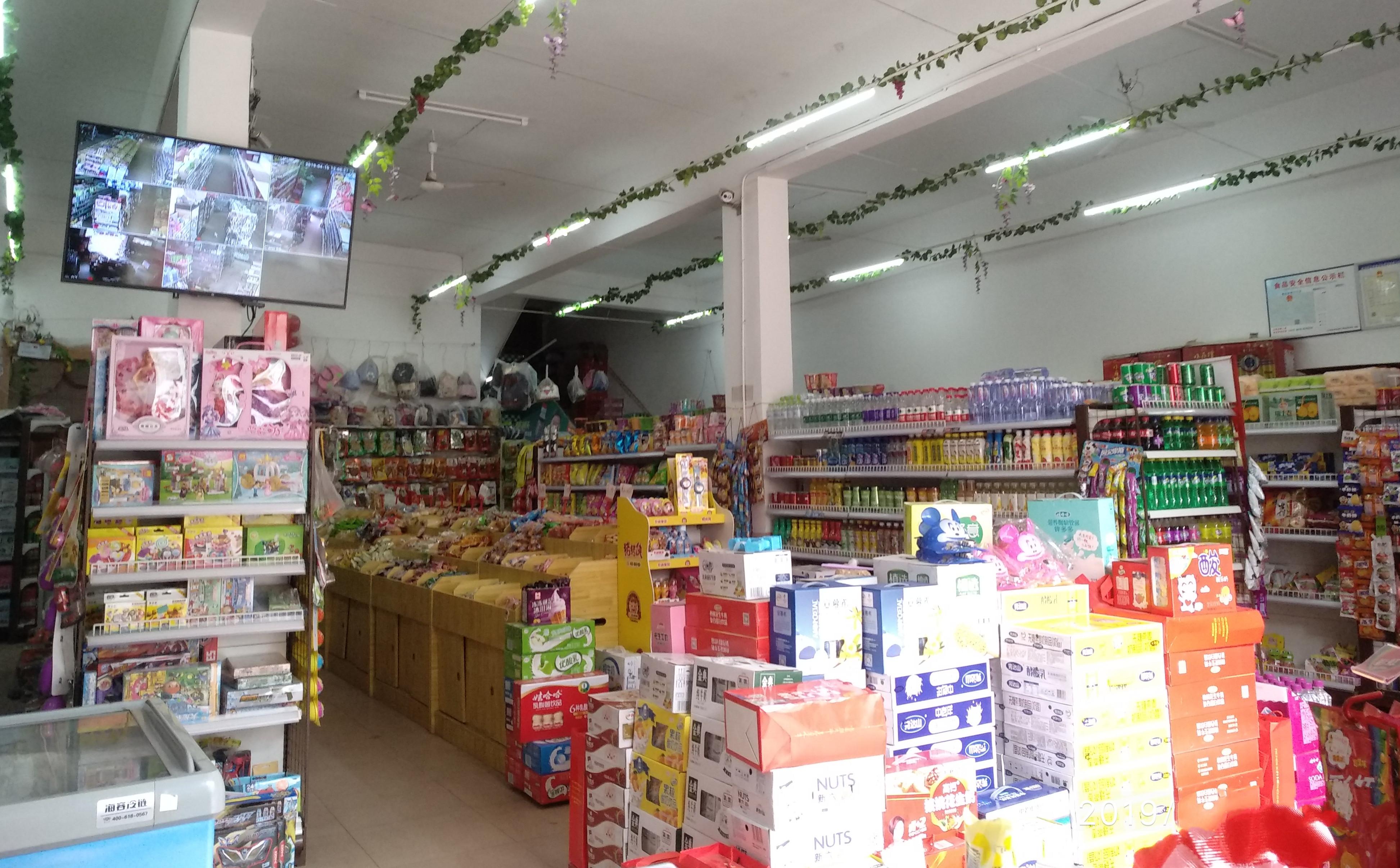 思迅天店超市收银系统应用案例