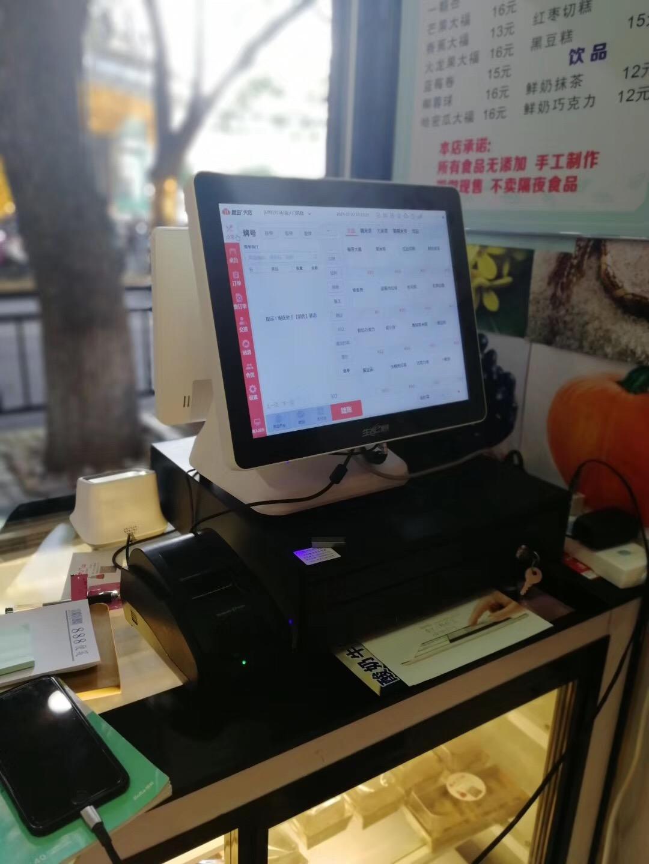 思迅天店餐饮收银系统案例2